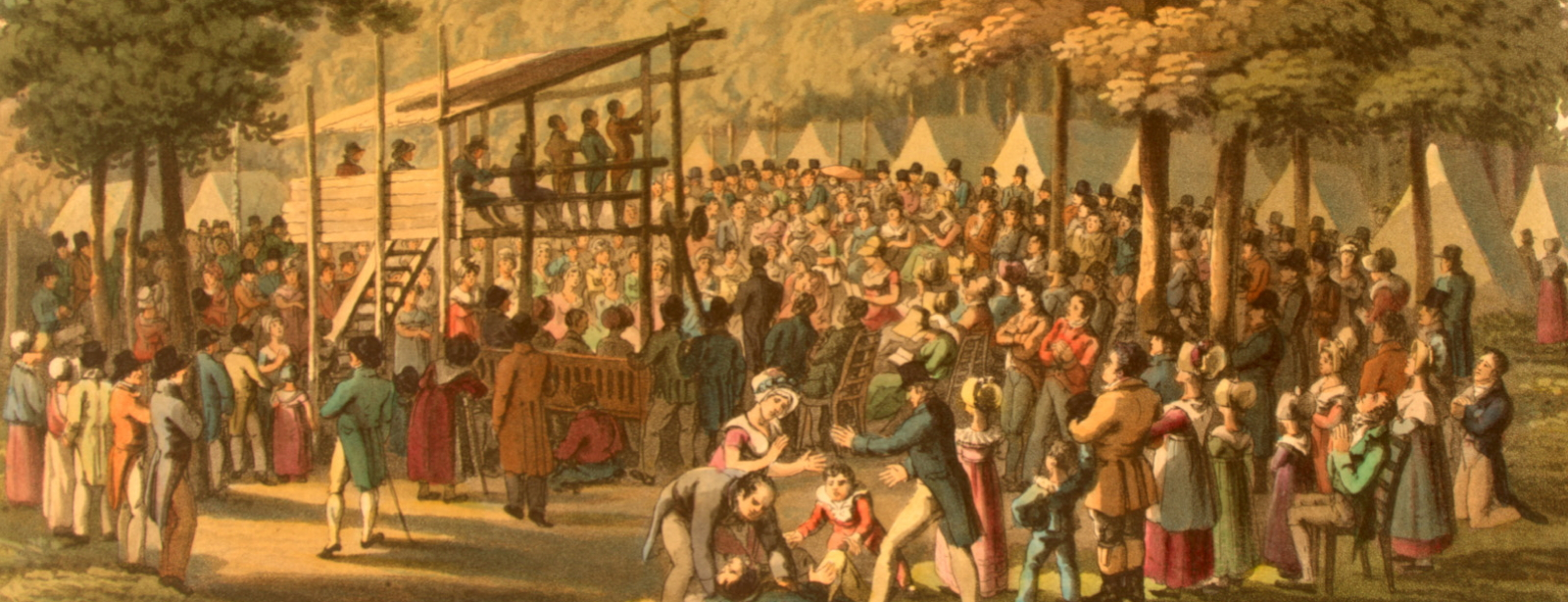 role of religion in colonial america