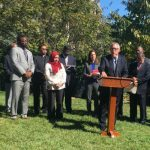 October 7, 2017 – Religious leaders respond to America's gun violence epidemic