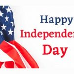 July 3, 2021 – Independence Day, 2021